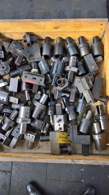 Toolholder DIVERSE VDI 40 photo on Industry-Pilot
