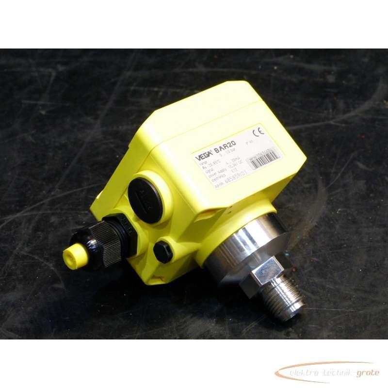 VEGA VEGA BAR20 Prozessdruckmessumformer без эксплуатации!  фото на Industry-Pilot