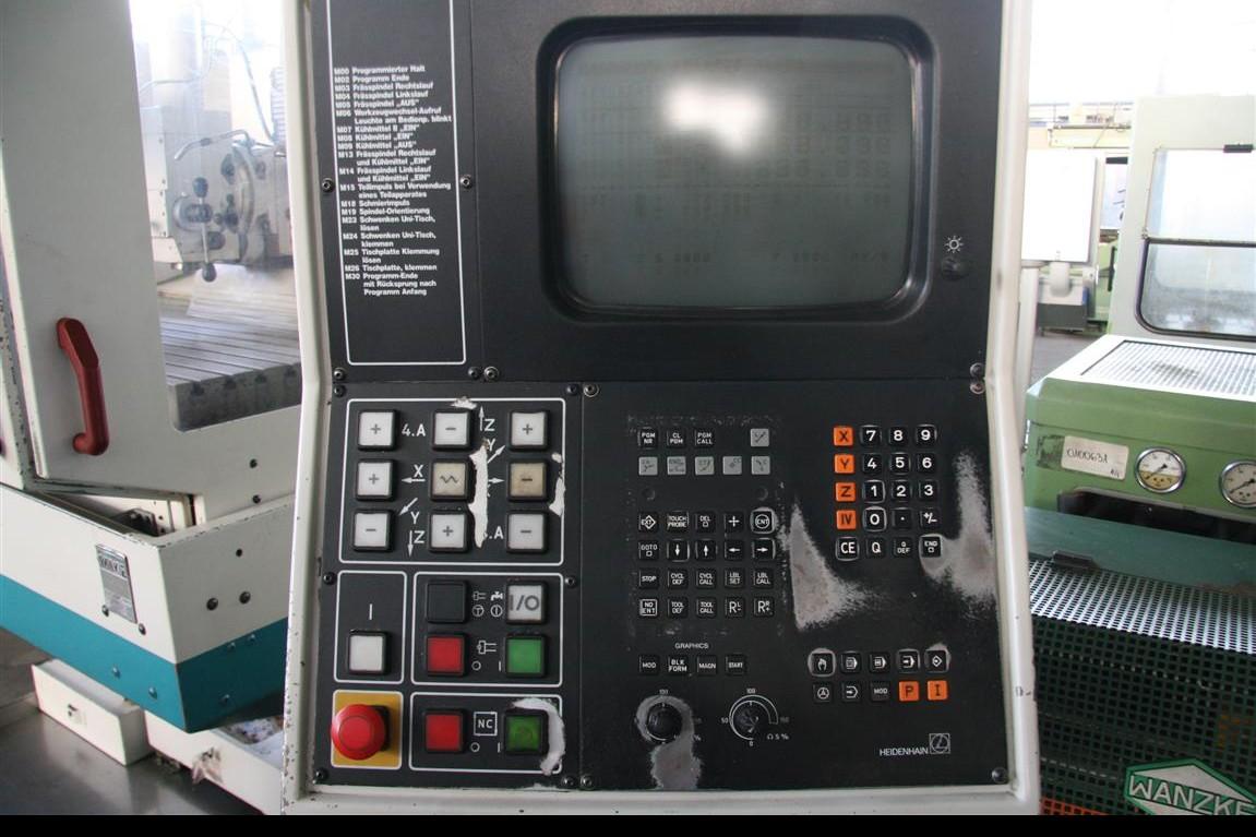 Milling Machine - Universal Hermle UWF 900 W photo on Industry-Pilot