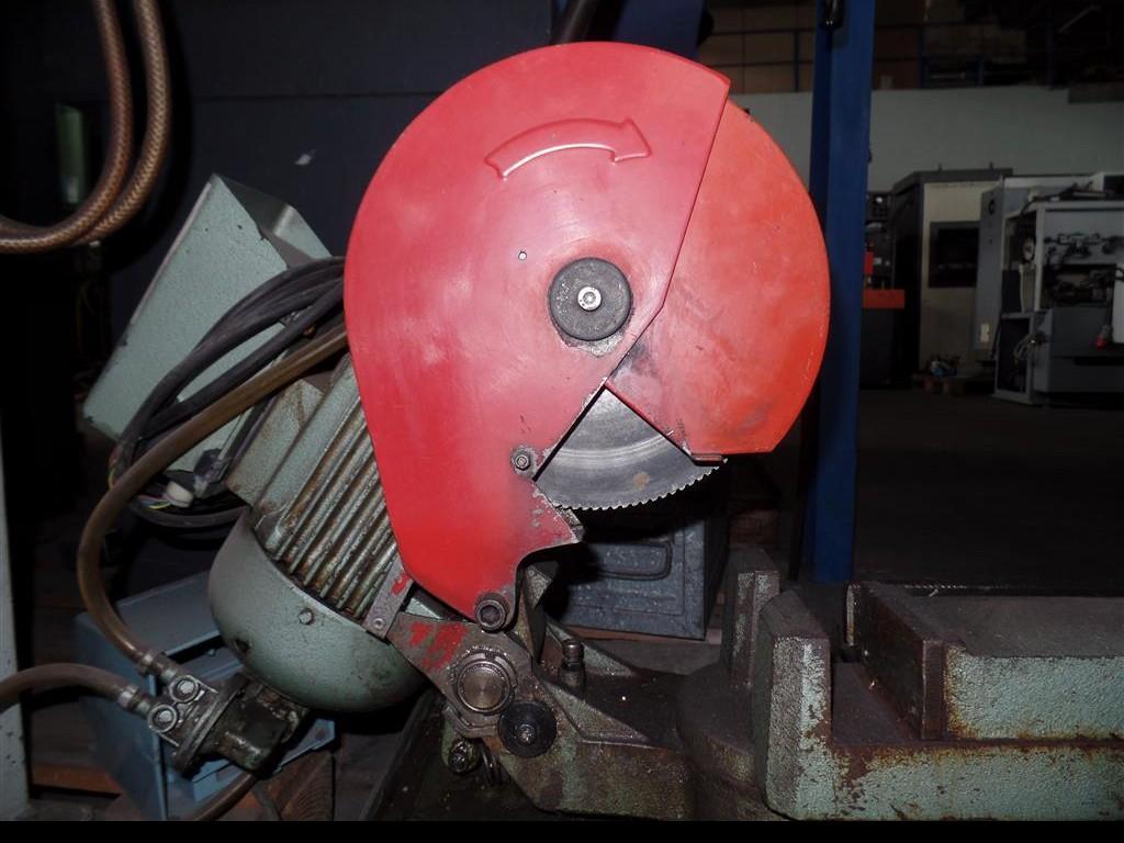 Дисковая пила для холодной резки - вертик.  BERG & SCHMIDT Kompakt 250 фото на Industry-Pilot