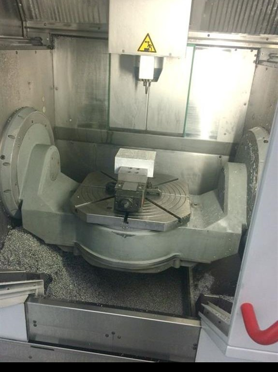 Machining Center - Universal HERMLE C 30 U dynamic фото на Industry-Pilot