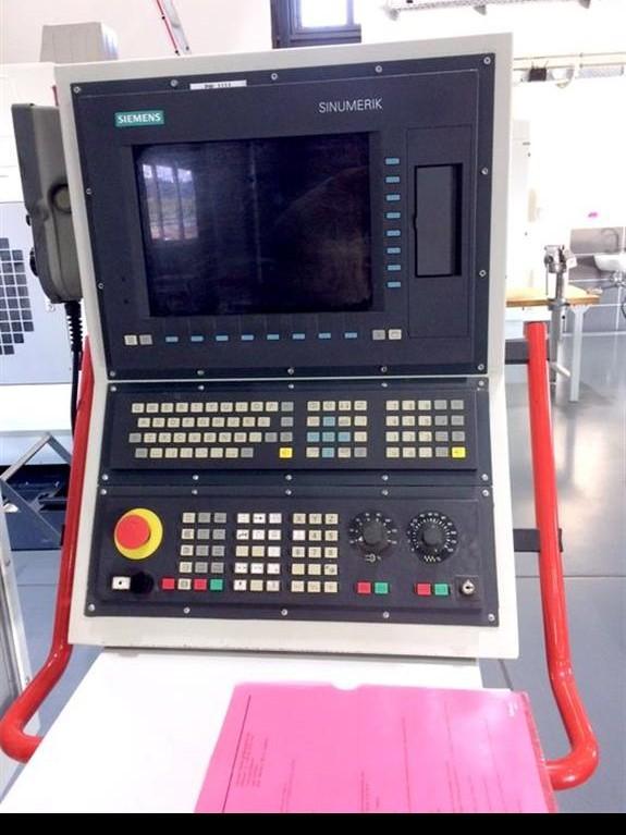 Обрабатывающий центр - универсальный HERMLE C 800 U Heidenhain фото на Industry-Pilot