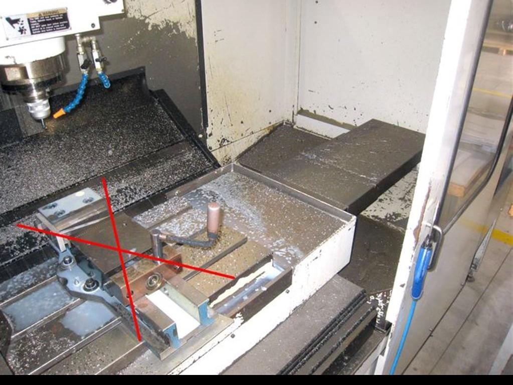Machining Center - Vertical KIWA 1200 photo on Industry-Pilot