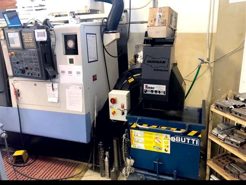CNC Turning and Milling Machine DOOSAN PUMA 240 MC photo on Industry-Pilot