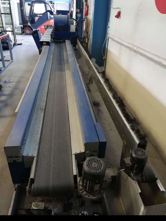Double mitre box saws SCHÜCO  photo on Industry-Pilot