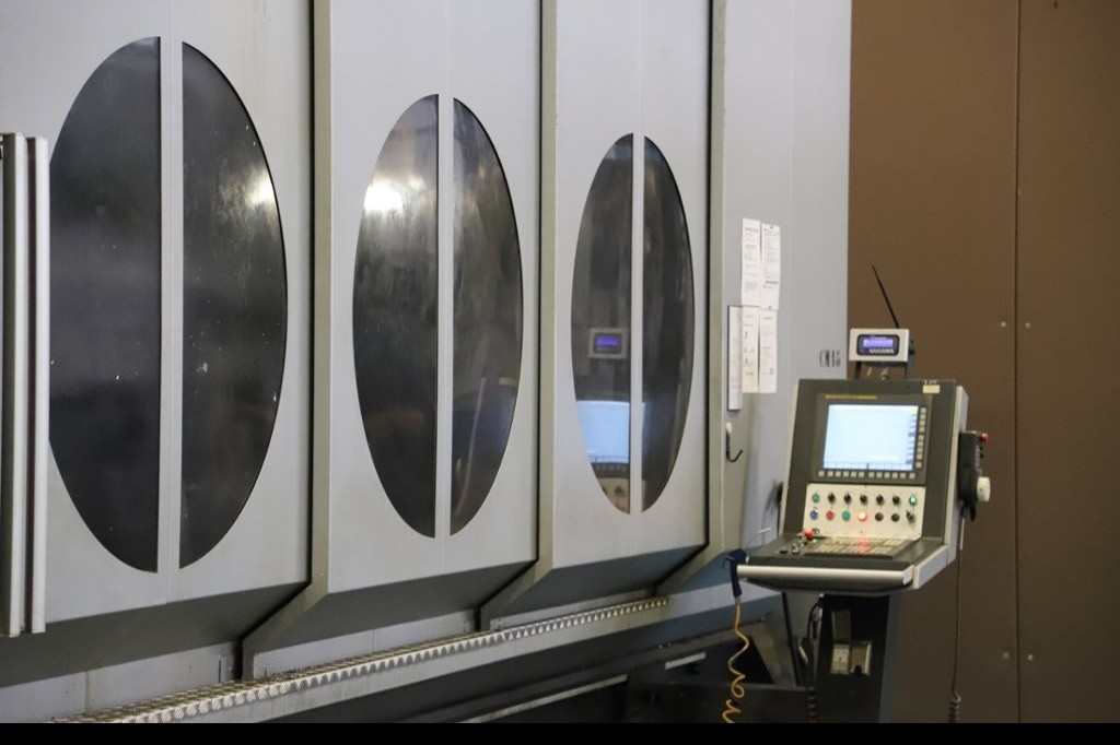 Machining Center - Vertical IBARMIA ZVH55/L8000 photo on Industry-Pilot