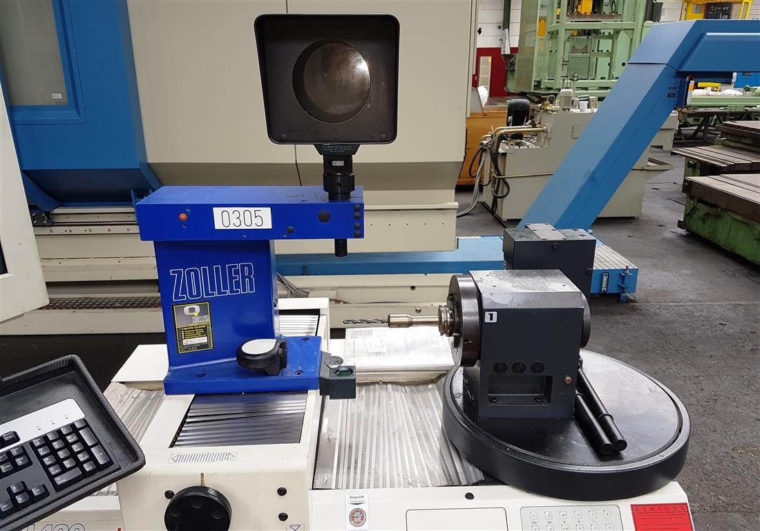 Tool Presetter ZOLLER H 420 D photo on Industry-Pilot