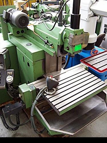 Инструментальный фрезерный станок - универс. DECKEL FP 4 A Heidenhain фото на Industry-Pilot