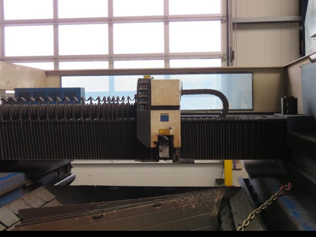 Laser Cutting Machine TRUMPF TruLaser 5040 photo on Industry-Pilot