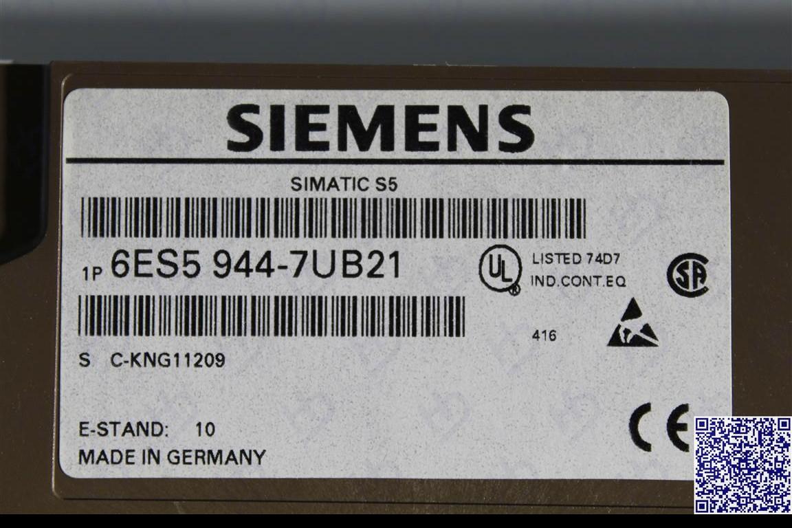 Simatic SIEMENS 6ES5944-7UB21 фото на Industry-Pilot