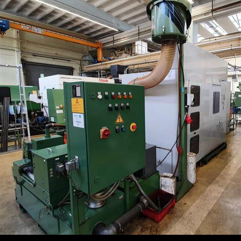 CNC Turning and Milling Machine MAZAK INTEGREX 200 Y фото на Industry-Pilot