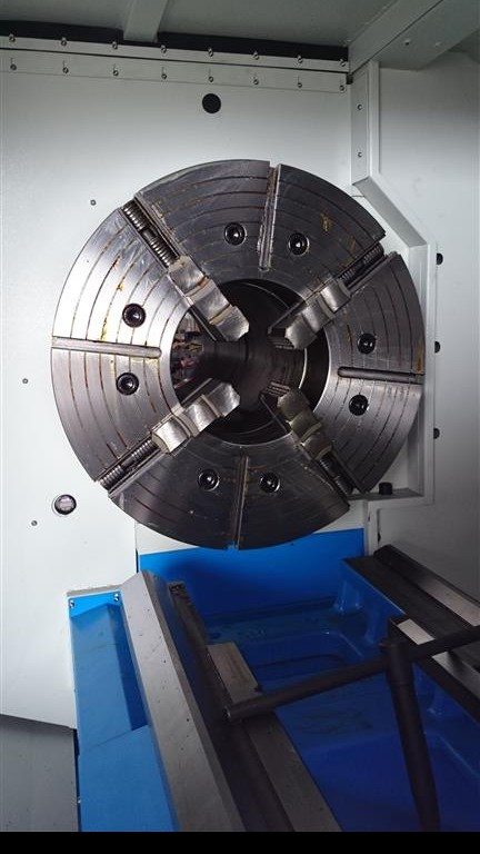 Hollow Spindle Lathe KRAFT BN-3280 фото на Industry-Pilot