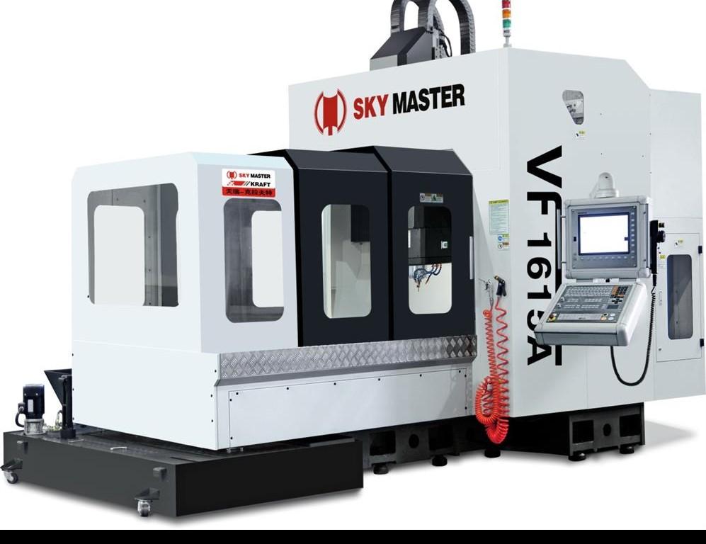Gantry Milling Machine KRAFT/Skymaster VF1615A (Highspeed) photo on Industry-Pilot
