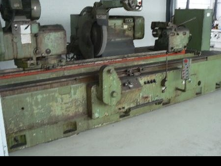 Cylindrical Grinding Machine TOS BUT 63 x 2.000 фото на Industry-Pilot