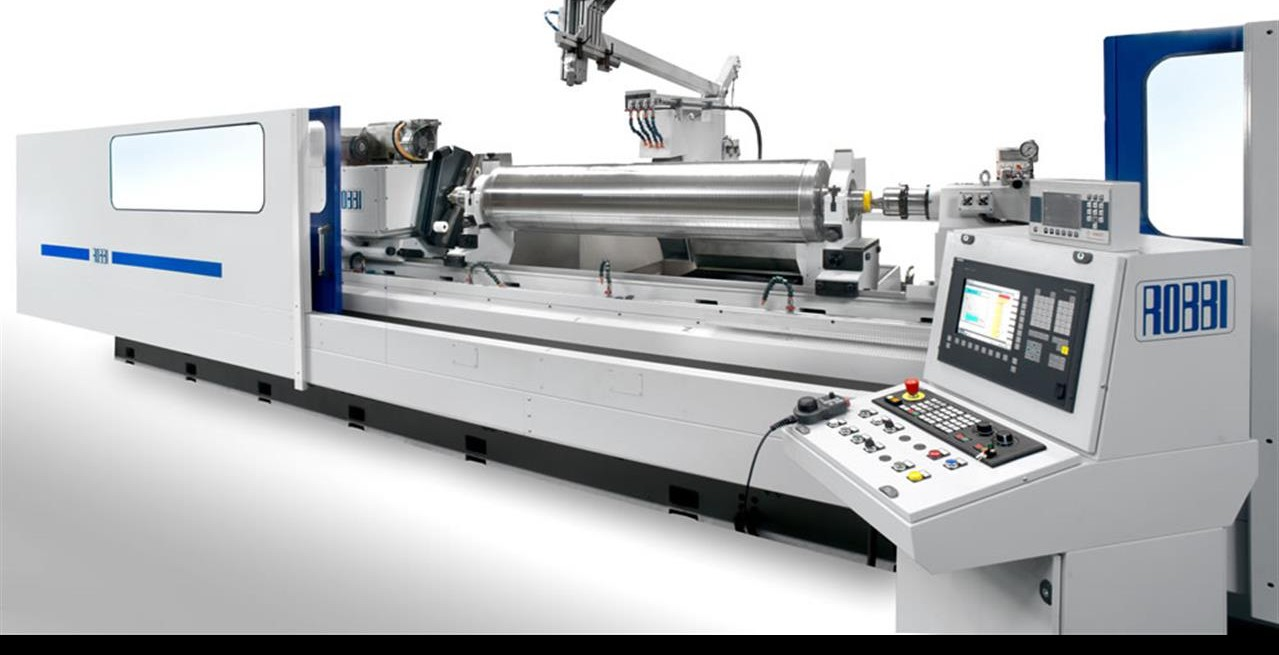 Cylindrical Grinding Machine KRAFT (Robbi) Omicron CNC 80 Serie photo on Industry-Pilot