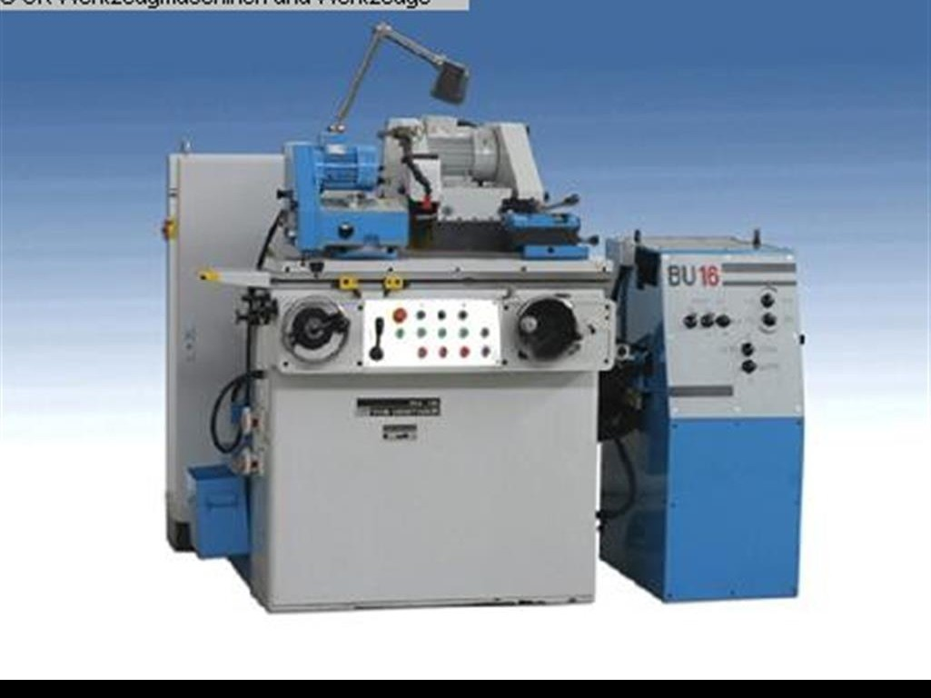 Cylindrical Grinding Machine - Universal TOS BU 16 photo on Industry-Pilot