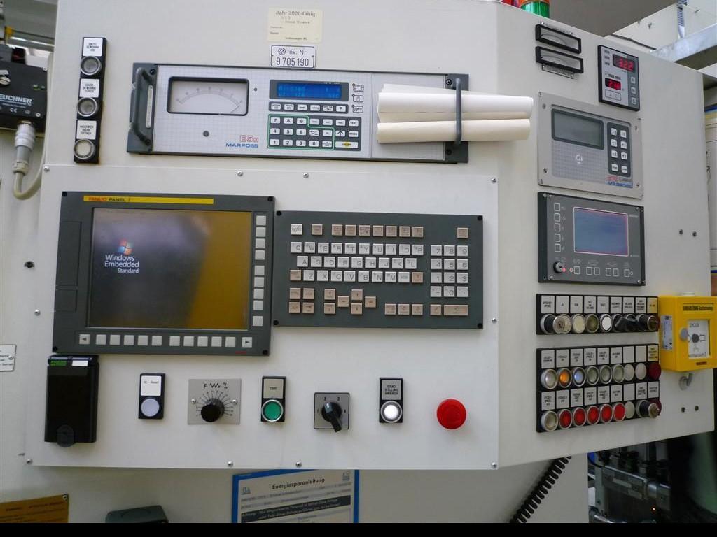 Станок для шлифования коленчатых валов JUNKER JUCRANK 5002/50 Heidenhain фото на Industry-Pilot