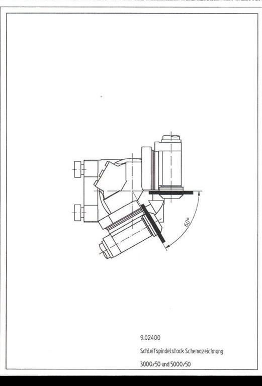 Crankshaft Grinding Machine JUNKER JUCRANK 5002/50 Heidenhain photo on Industry-Pilot