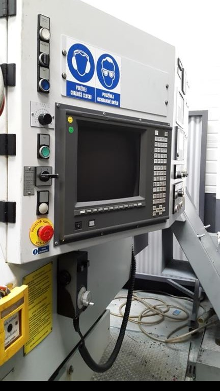 Crankshaft Grinding Machine JUNKER JUCRANK 5002/20 Heidenhain photo on Industry-Pilot