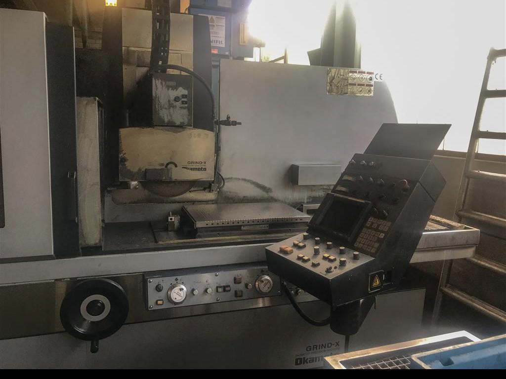 Surface Grinding Machine - Horizontal OKAMOTO ACC64-CA1 фото на Industry-Pilot