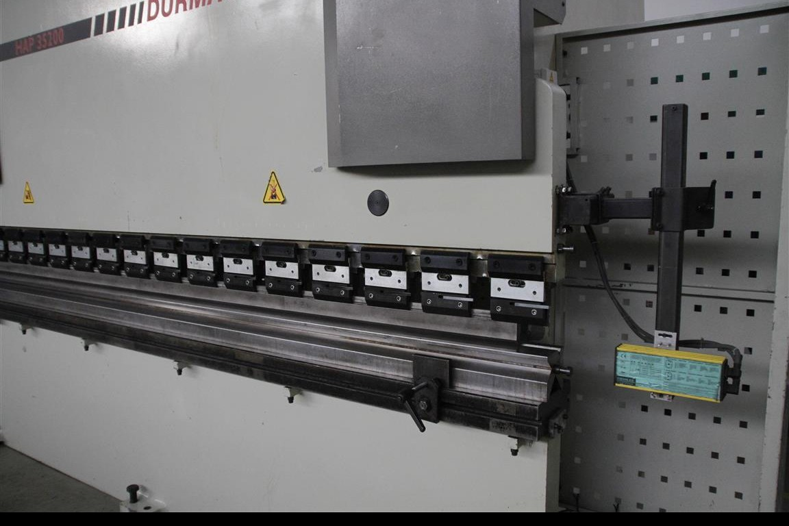 Press Brake hydraulic DURMA HAP 35200 фото на Industry-Pilot