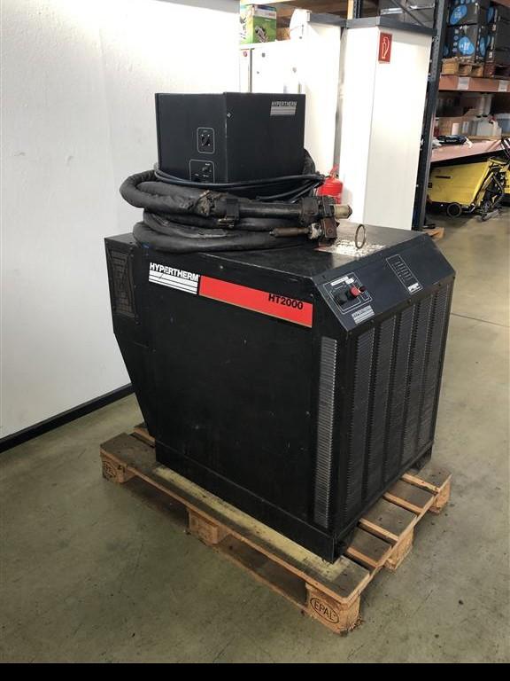 Станок плазменной резки Hypertherm HT 2000 фото на Industry-Pilot