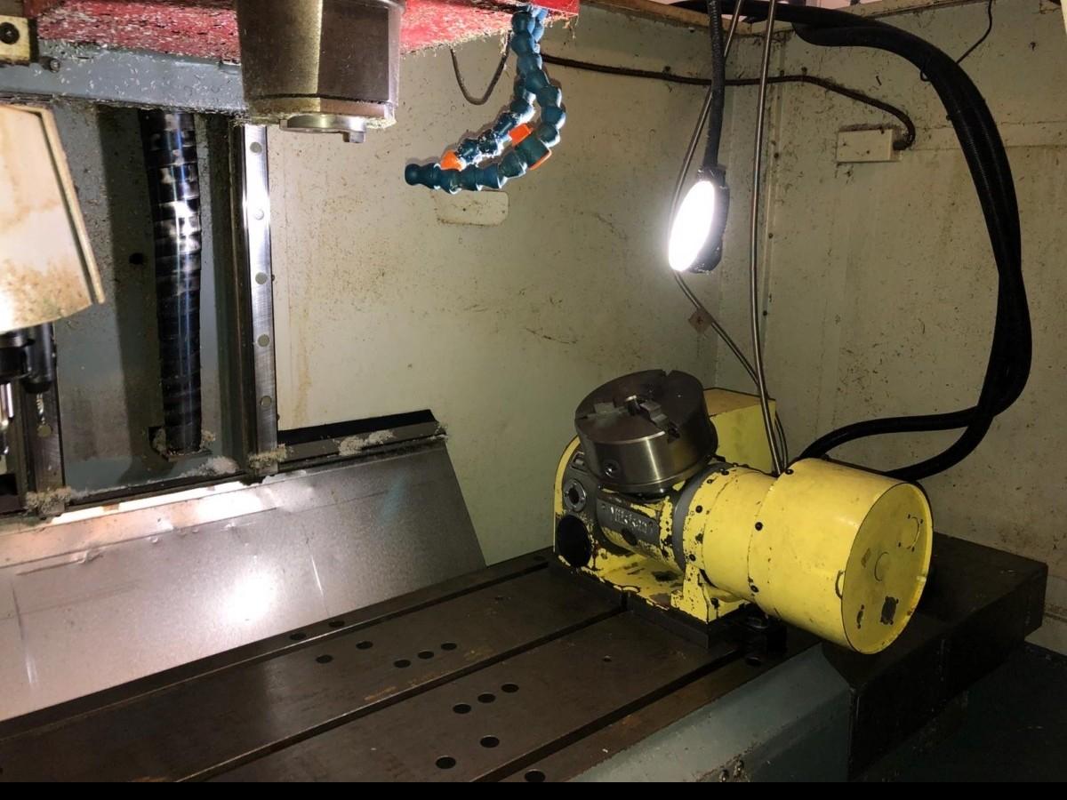 Machining Center - Vertical CINCINNATI Arrow 1000 photo on Industry-Pilot