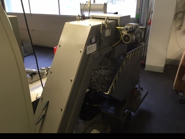 CNC Turning and Milling Machine TRAUB TNK 36 photo on Industry-Pilot
