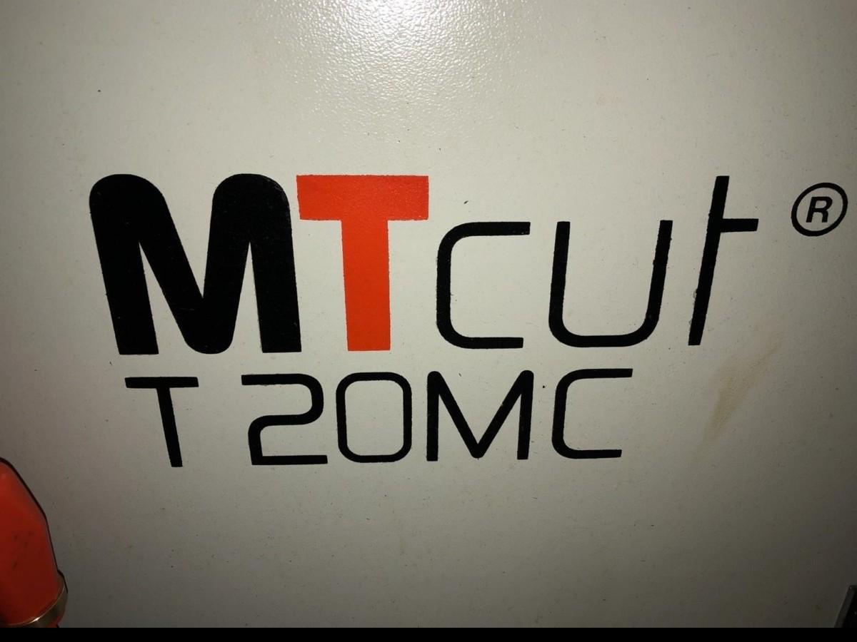 CNC Turning Machine MT Rent MT cut T 20 MC photo on Industry-Pilot