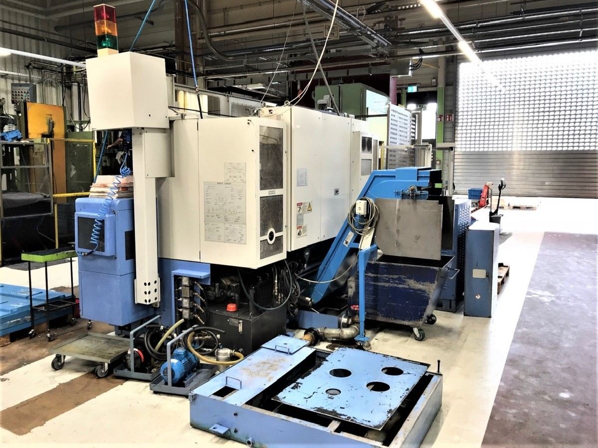 CNC Turning and Milling Machine MAZAK Multiplex 6200 фото на Industry-Pilot