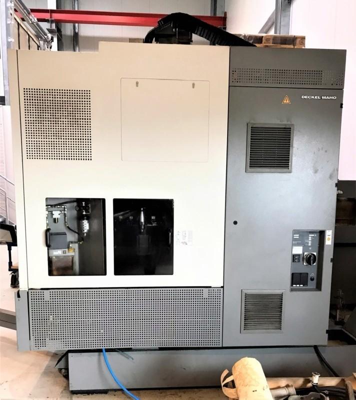 Machining Center - Vertical DMG DMC 104 V Linear photo on Industry-Pilot