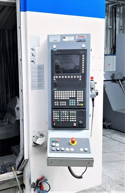 Machining Center - Vertical STAMA MC 534 photo on Industry-Pilot