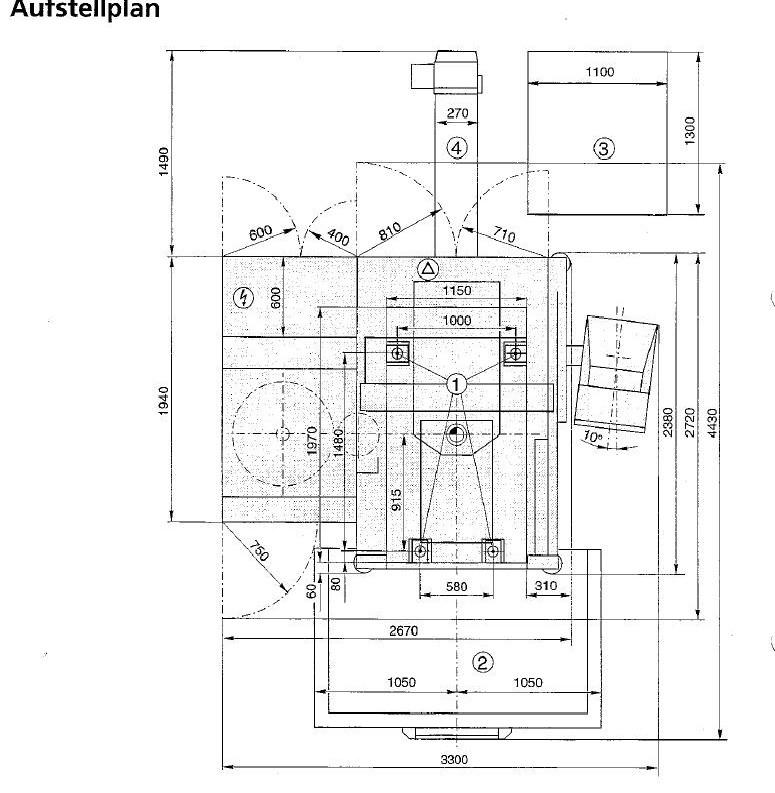 Machining Center - Vertical DECKEL-MAHO DMC 70V фото на Industry-Pilot