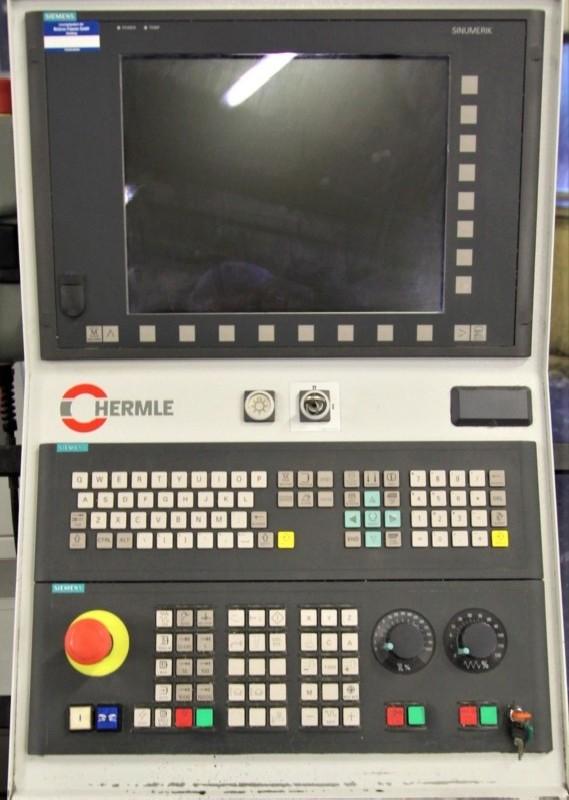 Machining Center - Vertical HERMLE C 40 U dynamic фото на Industry-Pilot