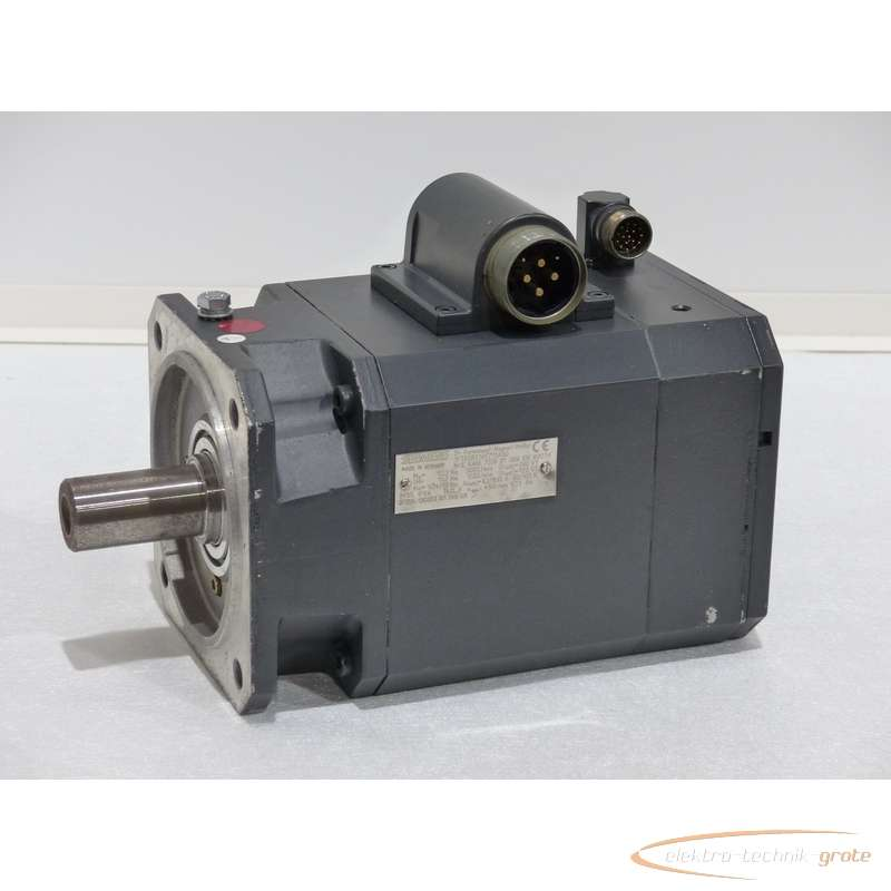 Motor Siemens 1FT6082-1AF71-1AG0 AC-VSA- SN:EK466703801006 photo on Industry-Pilot