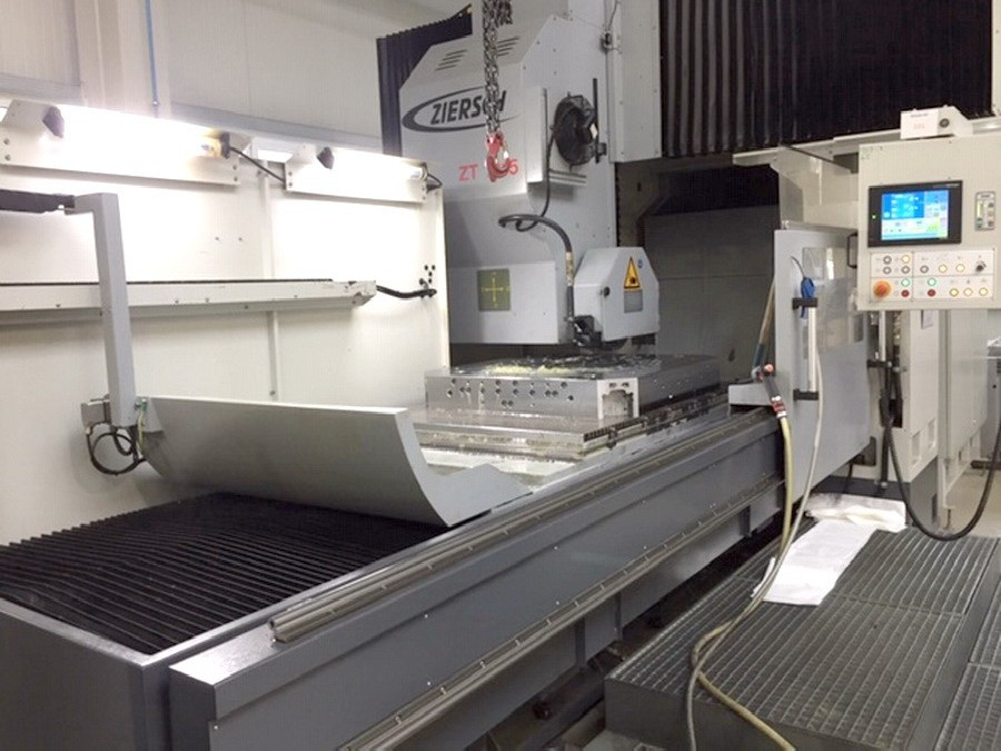 Surface Grinding Machine ZIERSCH ZT 1015 2012 photo on Industry-Pilot