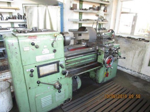 Lathe conventional WAFUM TUD-40 photo on Industry-Pilot
