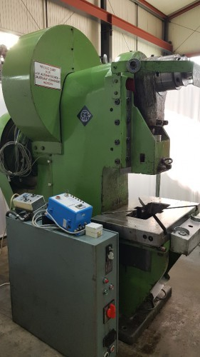 Eccentric Press - Single Column WOLFF EP 50 R/ RK photo on Industry-Pilot