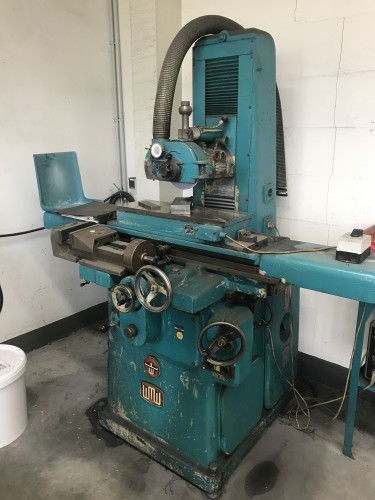 Surface Grinding Machine WMW SFW 200 x 600 фото на Industry-Pilot