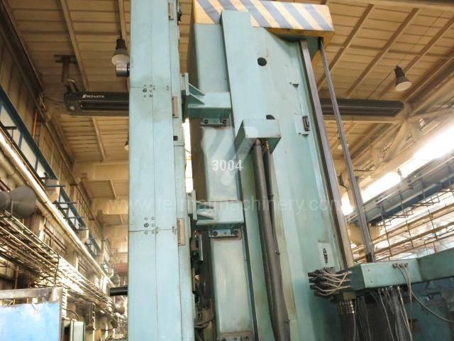 Horizontal Boring Machine TOS Varnsdorf WHQ 13 CNC  photo on Industry-Pilot
