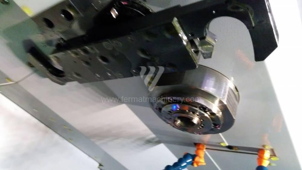 Обрабатывающий центр - вертикальный TSUGAMI VA 1E-II фото на Industry-Pilot