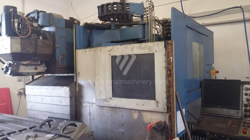 Консольно-фрезерный станок TOS KURIM - OS, a.s. FA 5U фото на Industry-Pilot