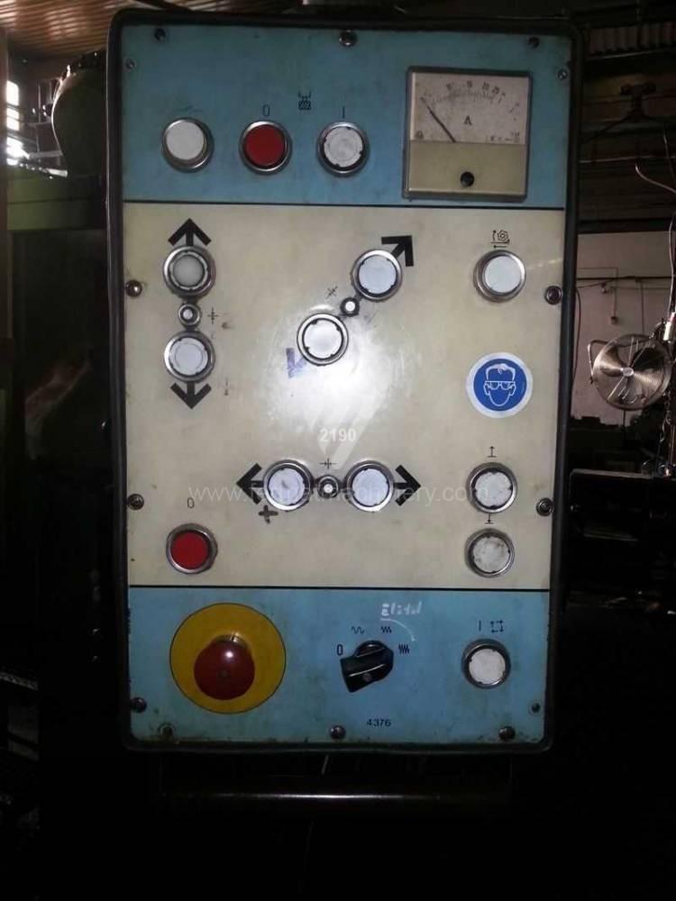 Консольно-фрезерный станок TOS KURIM - OS, a.s. FGS 32/40  151492 фото на Industry-Pilot