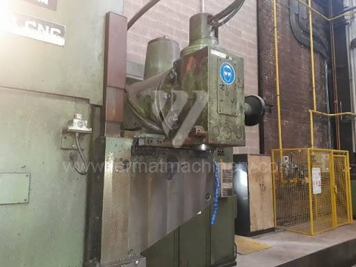 Bed Type Milling Machine - Universal TOS KURIM - OS, a.s. FSS 80 photo on Industry-Pilot