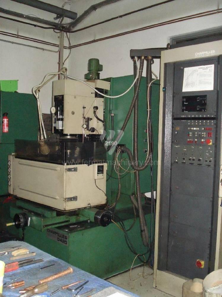 Cavity Sinking EDM Machine Charmilles Technologies D 420 ISOCUT photo on Industry-Pilot