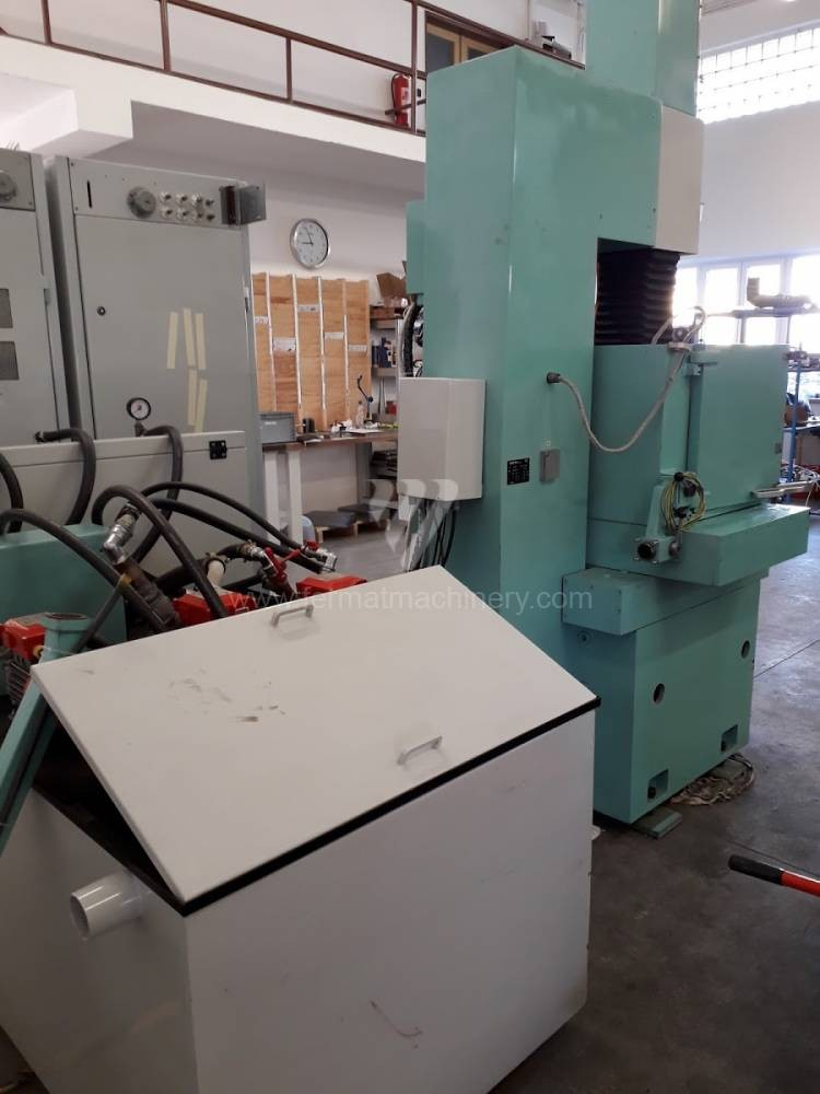 Cavity Sinking EDM Machine Emotek EIH 001 photo on Industry-Pilot