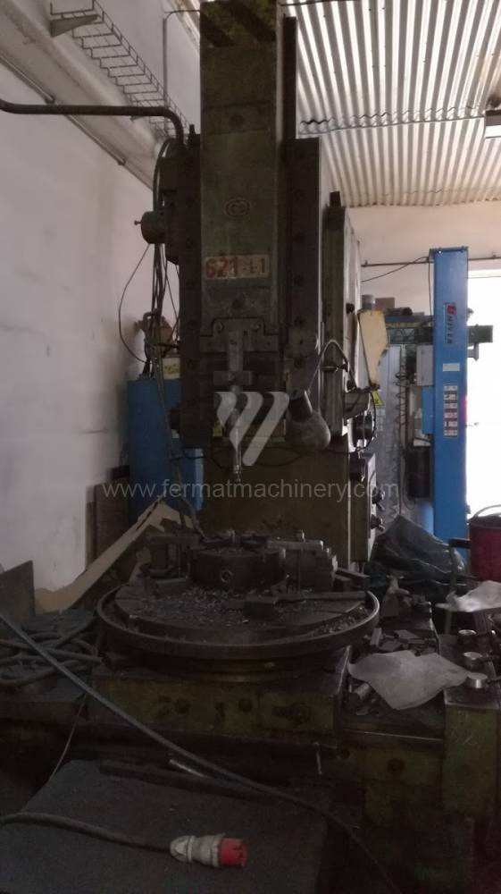 Keyway-slotting machine Kovosvit Holoubkov ST 350 фото на Industry-Pilot