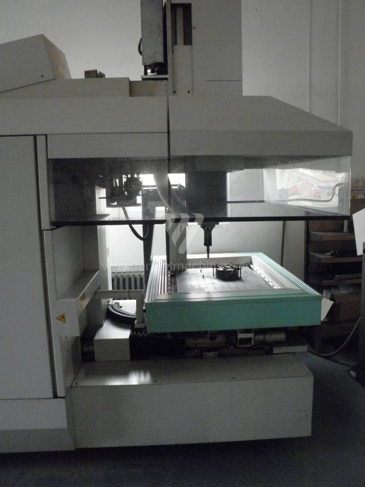 Cavity Sinking EDM Machine AGIE Agietron Integral 3 photo on Industry-Pilot