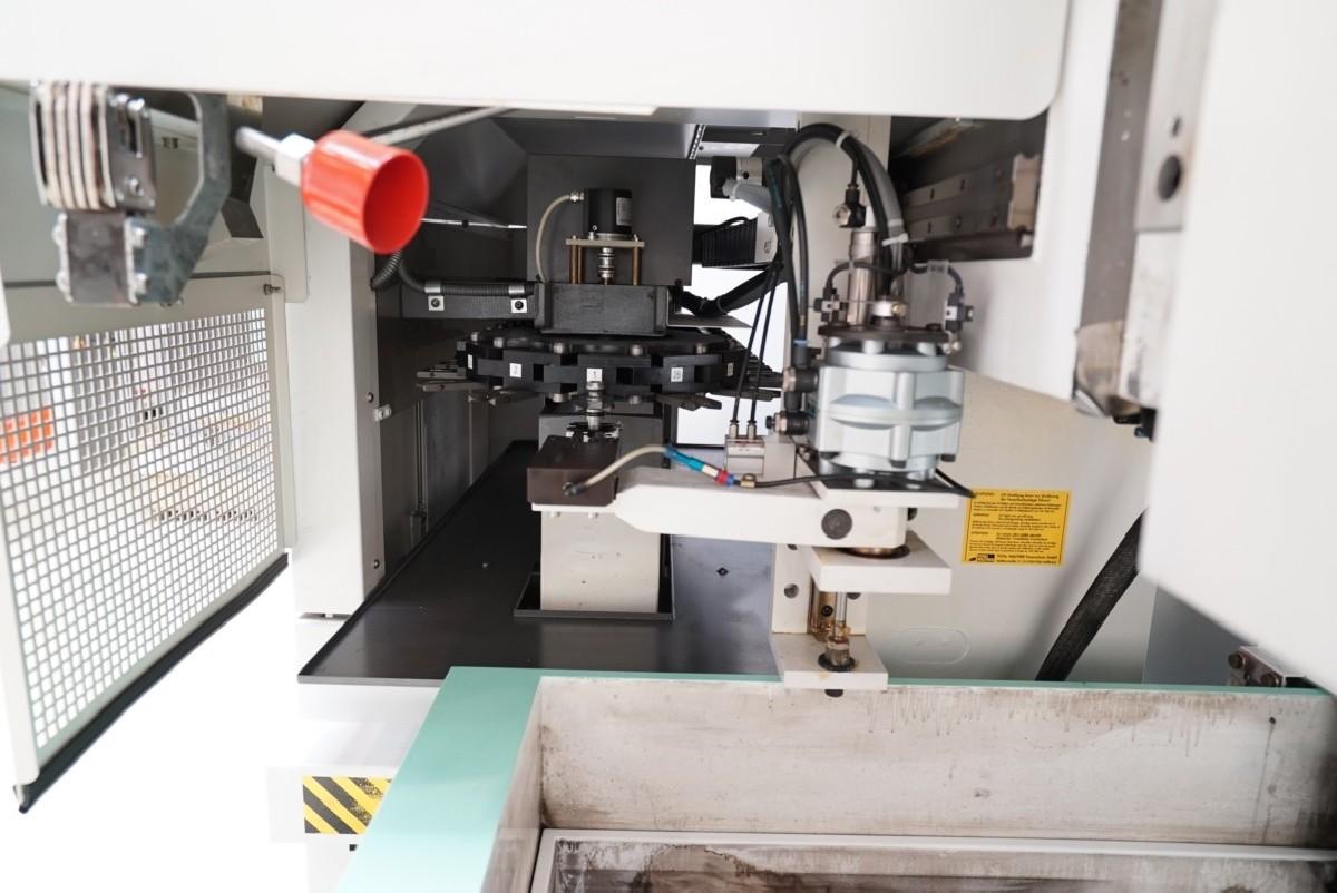 Cavity Sinking EDM Machine AGIE Integral II photo on Industry-Pilot