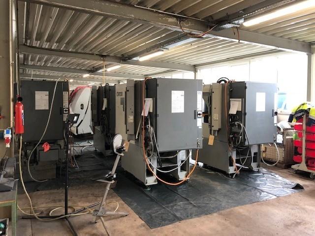 Обрабатывающий центр - вертикальный CHIRON FZ 08 W Heidenhain фото на Industry-Pilot